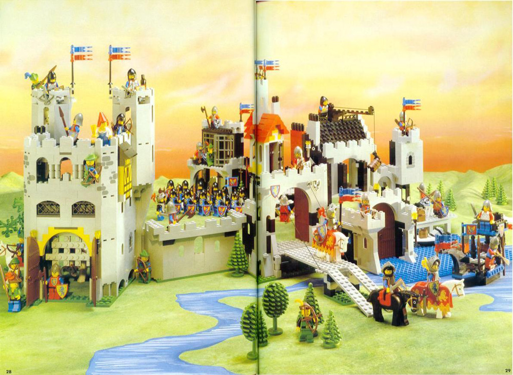 the yellow castle - the gallery