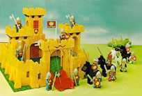 Picture of The YELLOW CASTLE set #375